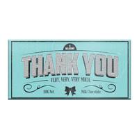 Bellaberry: Thank You Milk Chocolate (100g)