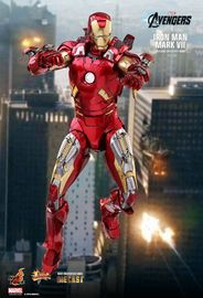 Marvel: Iron Man (Mark VI) - 1:6 Scale Diecast Figure