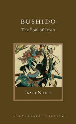 Bushido: The Soul of Japan by Inazo Nitobe image