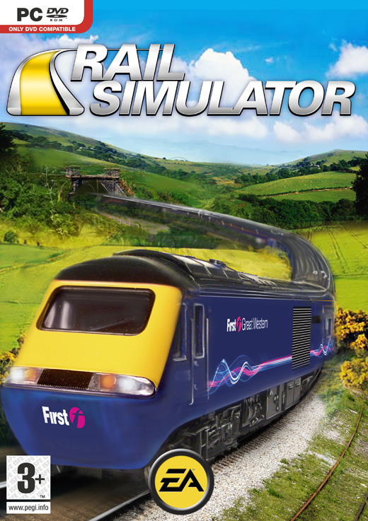 Rail Simulator for PC Games image