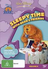 Bear In The Big Blue House - Sleepy Time With Bear on DVD