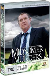 Midsomer Murders Season 6:  6.2 on DVD