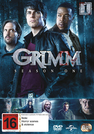 Grimm - Season One on DVD