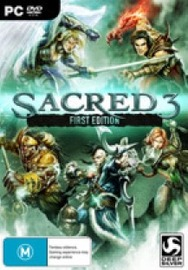 Sacred 3 First Edition for PC Games