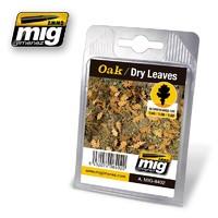 Ammo of Mig Jimenez Dry Oak Leaves