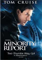 Minority Report (2 Disc) on DVD