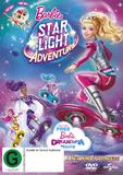 Barbie: Starlight Adventure DVD