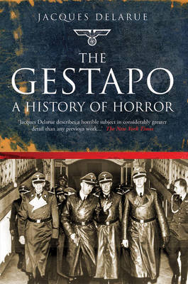 The Gestapo by Jacques Delarue