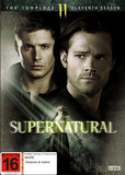 Supernatural - The Complete Eleventh Season on DVD