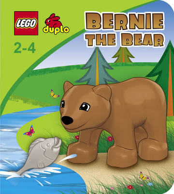 Lego Duplo: Bernie the Bear by LEGO Books image