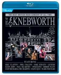 Best British Rock Concert of all Time Live At Knebworth on Blu-ray