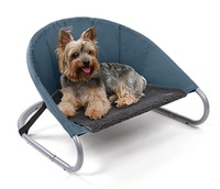 Kazoo: Sleepin' Round Pet Bed - Cobalt (Medium) image