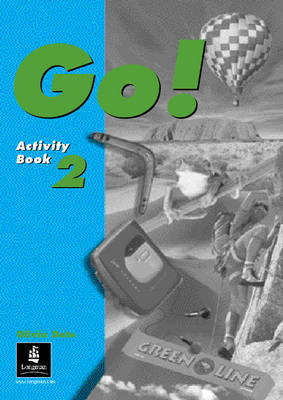 Go! Activity Book 2 by Steve Elsworth image
