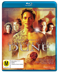 Children Of Dune on Blu-ray