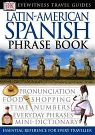 Latin-American Spanish Phrase Book by DK image