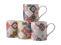 Maxwell & Williams - Marrakesh Mug Set of 4 (380ml)