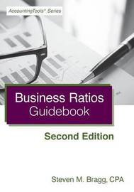 Business Ratios Guidebook by Steven M. Bragg