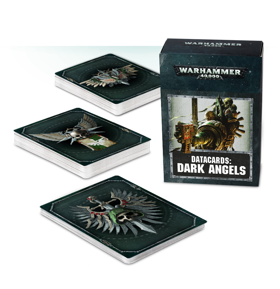 Warhammer 40,000 Datacards: Dark Angels image