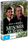 Midsomer Murders - Days of Misrule (2008 Christmas Special) on DVD
