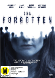 The Forgotten on DVD