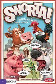 Snorta - Board Game