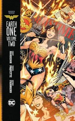 Wonder Woman: Earth One Volume 2 by Grant Morrison
