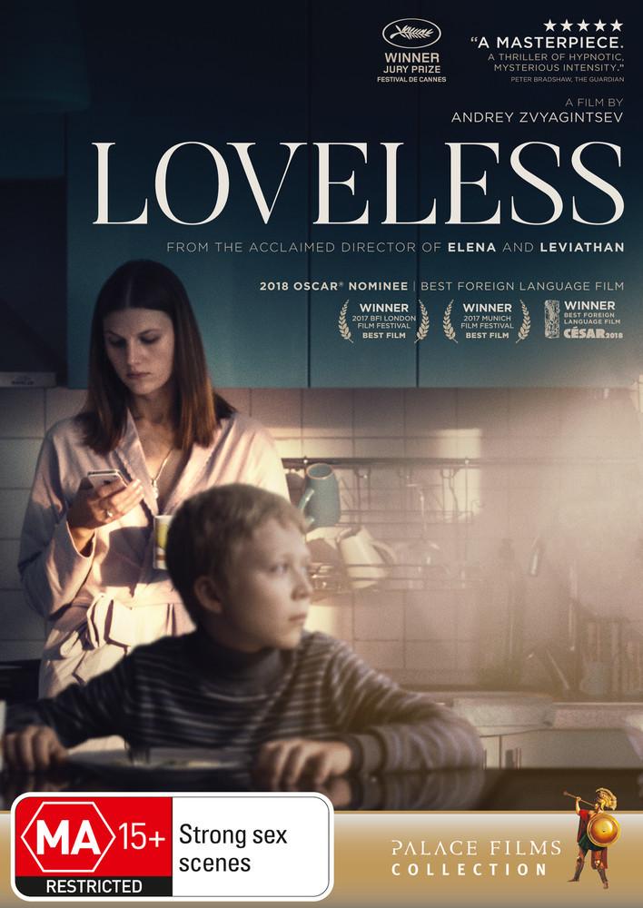 Loveless on DVD image