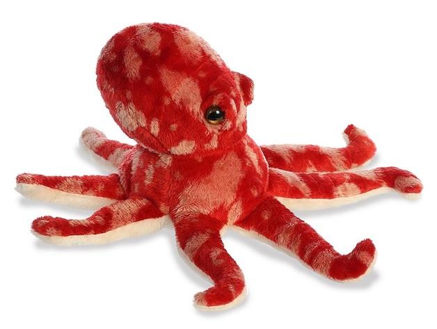 Aurora: Mini Flopsie - Pacy Octopus (20cm)