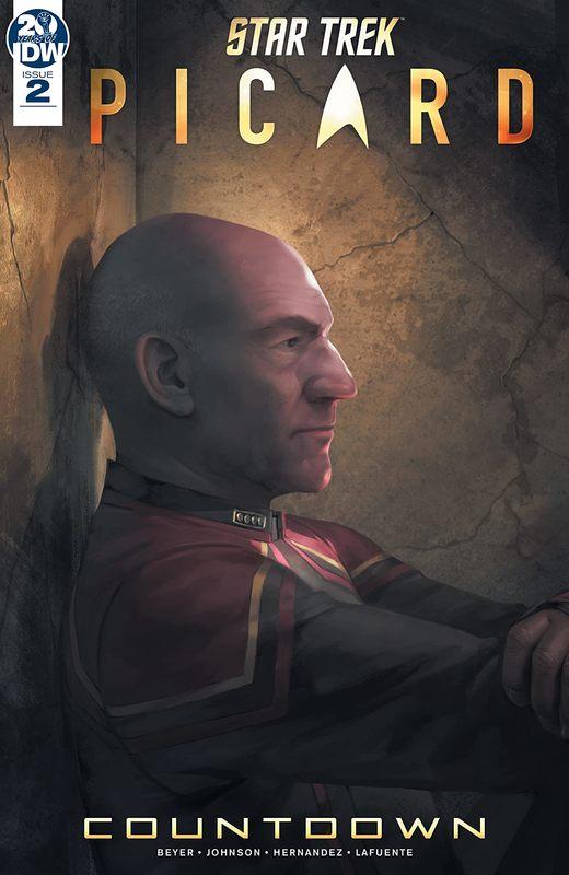 Star Trek: Picard - #2 (Cover A)