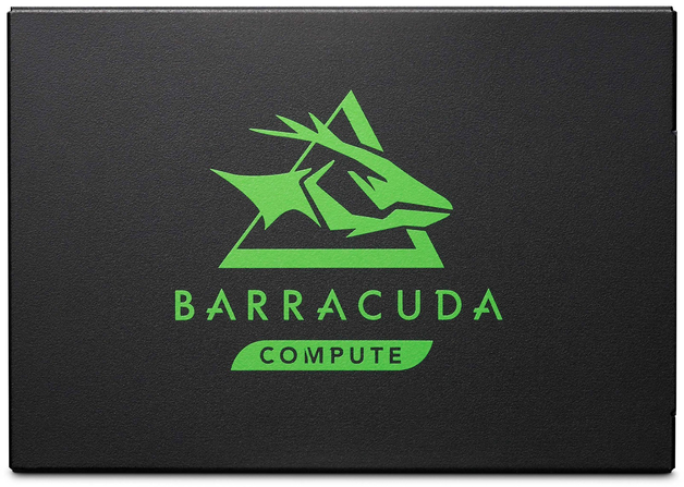 "250GB Seagate Barracuda 120 2.5"" SATA SSD"