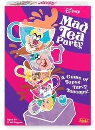 Alice in Wonderland: Mad Tea Party Game