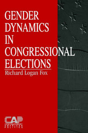 Gender Dynamics in Congressional Elections by Richard L. Fox image