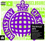 Ministry of Sound - The Annual 2014 (Green Cover) by Various Artists