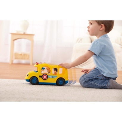 Fisher Price Little People School Bus image