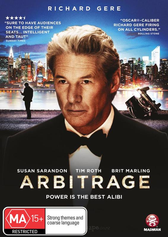 Arbitrage on DVD