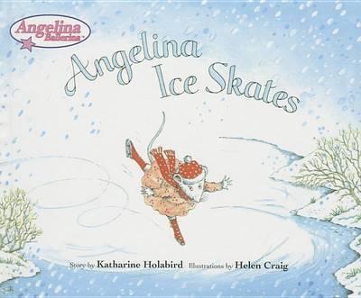 Angelina Ice Skates by Katharine Holabird image