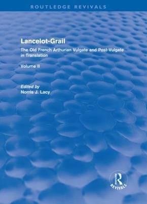 Lancelot-Grail: Volume 2 image