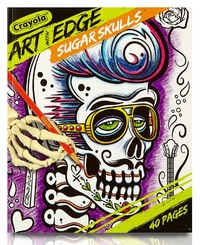 Crayola: Art With Edge - Sugar Skulls