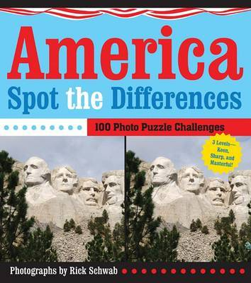 America Spot the Differences: 100 Photo Puzzle Challenges image