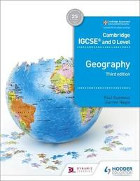 Cambridge IGCSE and O Level Geography 3rd edition by Paul Guinness