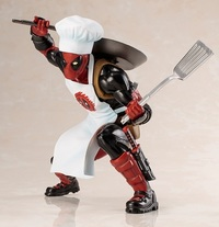Marvel: Cooking Deadpool - PVC Artfx+ Figure