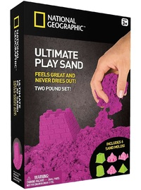 National Geographic: Ultimate Play Sand - (Purple)
