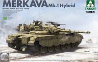 Takom: 1/35 Merkava Mk.1 Hybrid- Model Kit