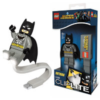 LEGO: Book Light - Grey Batman