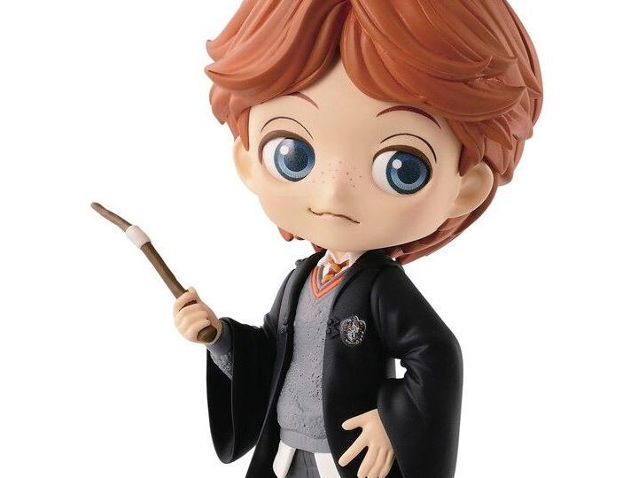 Q Posket Harry Potter: Ron Weasley – PVC Figure image