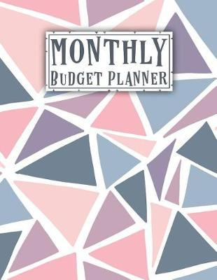 Monthly Budget Planner by Cute Money Planners