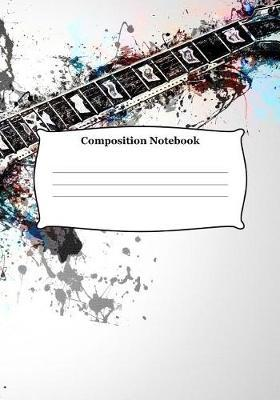 Composition Notebook by Cool Artist Sketching