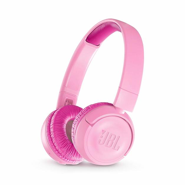 JBL JR300 Kids Bluetooth Headphones - Pink
