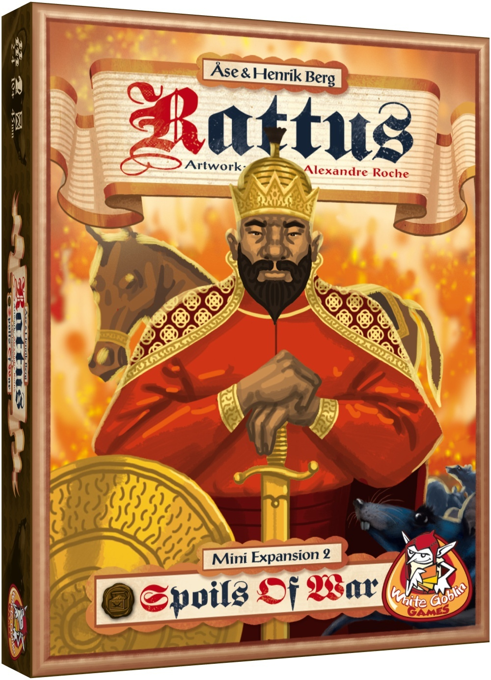 Rattus: Mini Expansion #2 - Spoils of War image