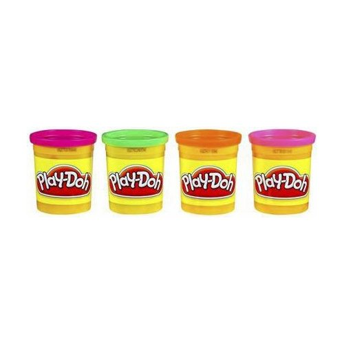 Play-doh 4 pack image